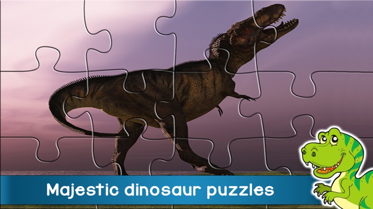 Kids Dino Adventure Game! screenshot-4