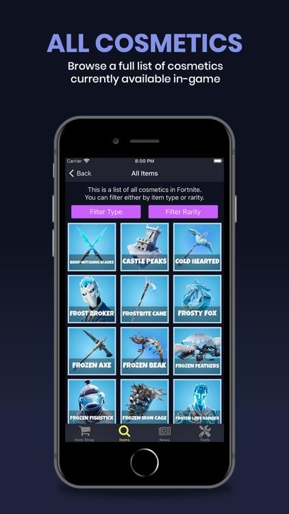 fnbr.co — Tracker for Fortnite screenshot-3