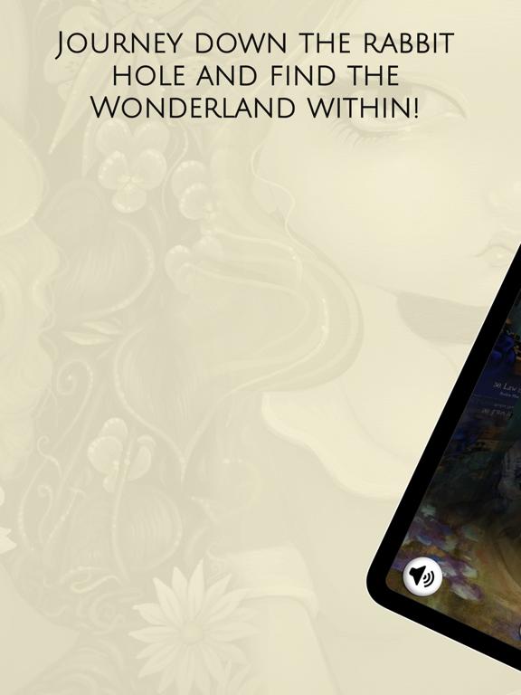 Ipad Screen Shot Alice: The Wonderland Oracle 1