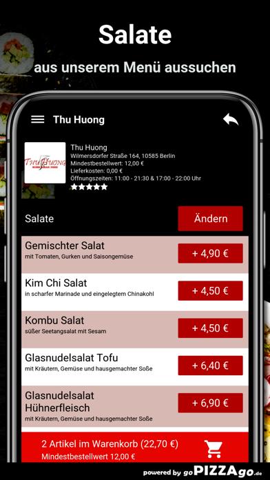 Thu Huong Berlin screenshot 5