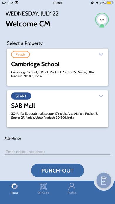 Doorkeeper App screenshot 3