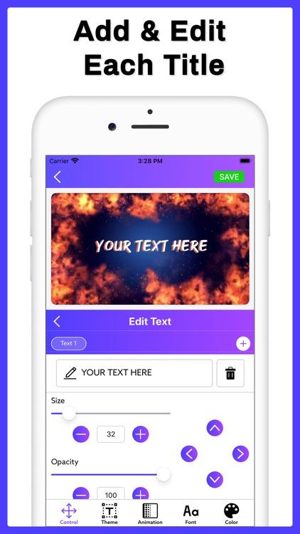 Intro Maker Outro Maker For YT screenshot-6