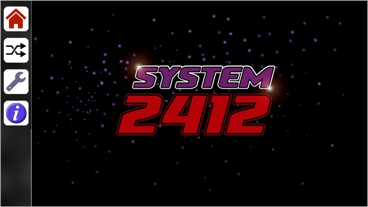 System 2412 screenshot-0