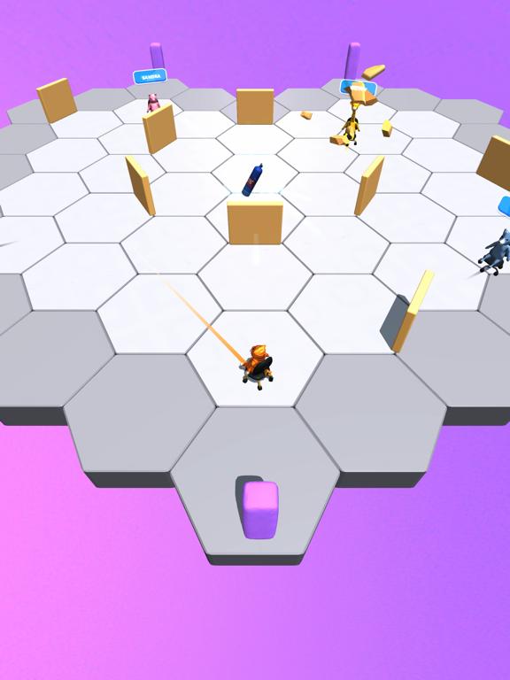 Chair Riots.io screenshot 7