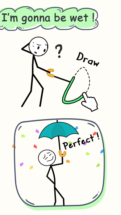 Draw Puzzle 2: One part screenshot 1