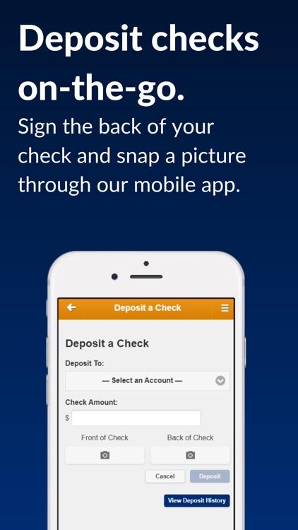 Mechanics Bank-Mobile Banking screenshot-3