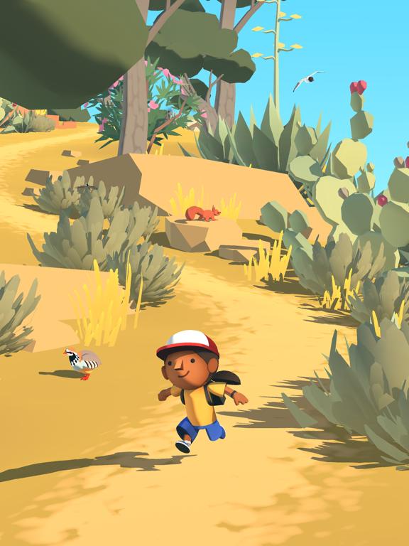 Alba: A Wildlife Adventure screenshot 6