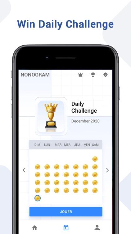 Nonogram - Brain Puzzle Game screenshot-3