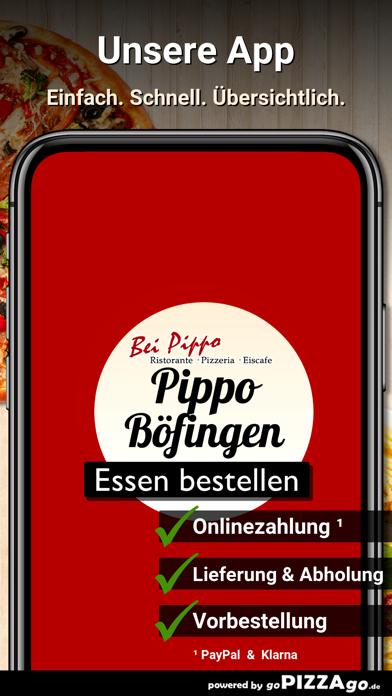 Bei Pippo Böfingen screenshot 1
