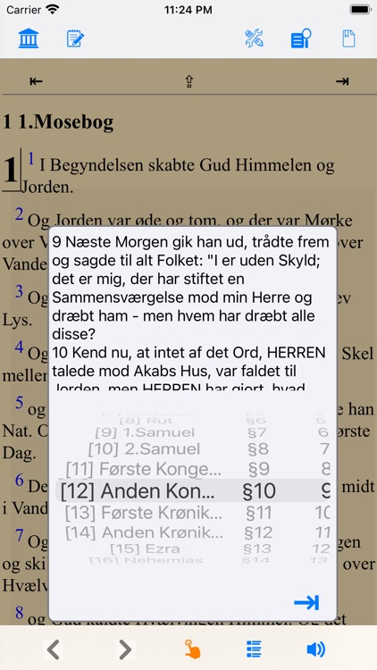 Bibelen (Danish Bible) screenshot-5