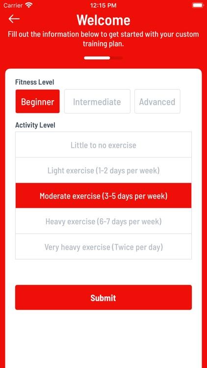 XFactor Fitness screenshot-5