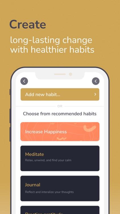 Ladder: Daily Self Care & Calm screenshot-6