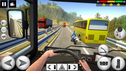 Coach Bus Driving School 2020のおすすめ画像1