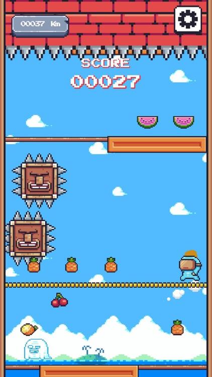 Pixel Jump : Endless Runner screenshot-4