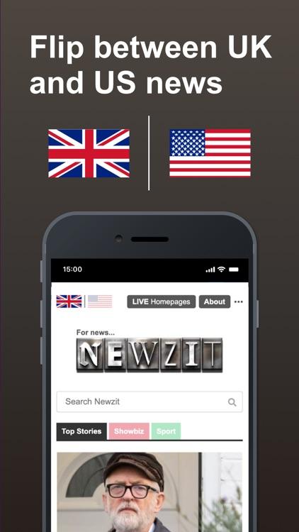 Newzit screenshot-4
