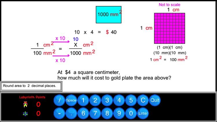 5th Grade Math - Math Galaxy screenshot-6