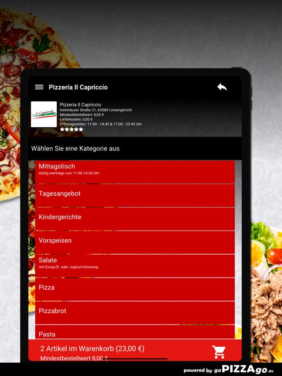 Il Capriccio Linsengericht screenshot 8