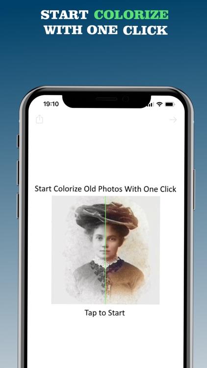 Colorize - Improve Old Photos screenshot-4