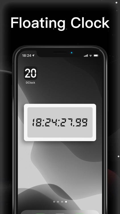 DClock - Digital Flip Clock