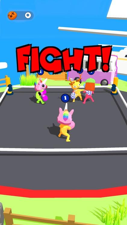 Stickman Boxing Battle 3D screenshot-0