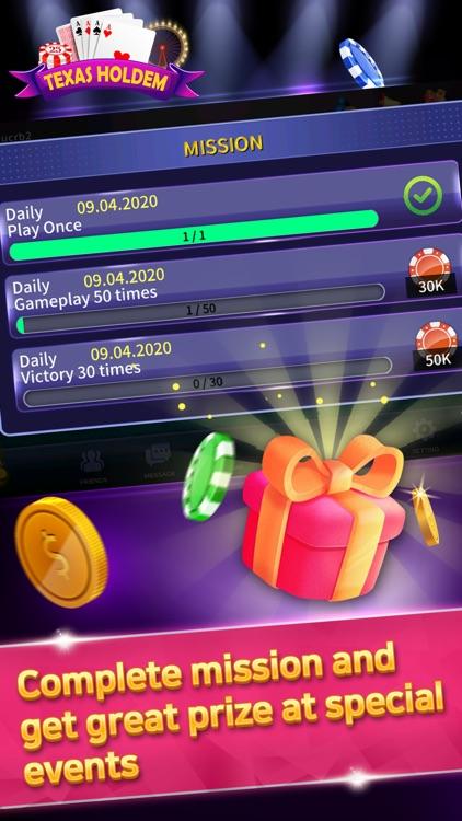 Nesia Texas Poker - Holdem screenshot-6