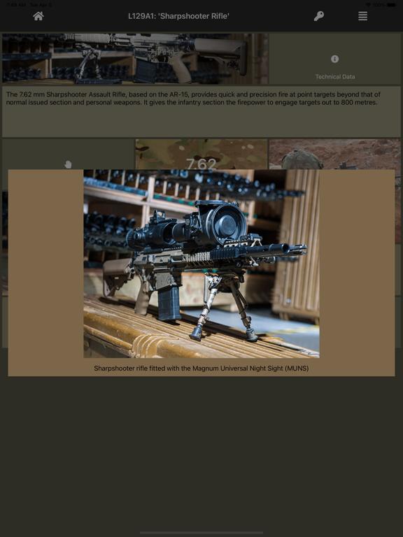 Armoury screenshot 8