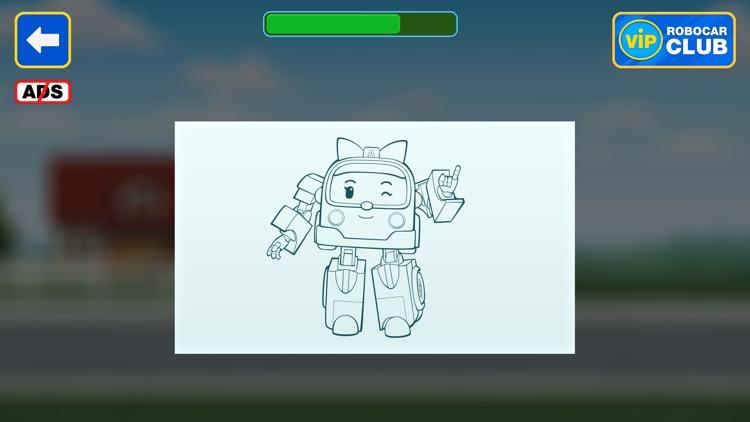 Robocar Poli Postman Games! screenshot-7