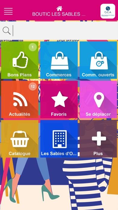 Boutic Sables d'Olonne screenshot 2