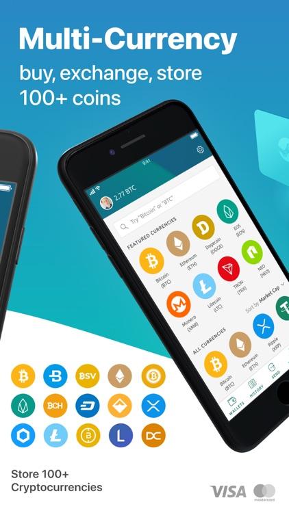 Multi Crypto Wallet-Freewallet