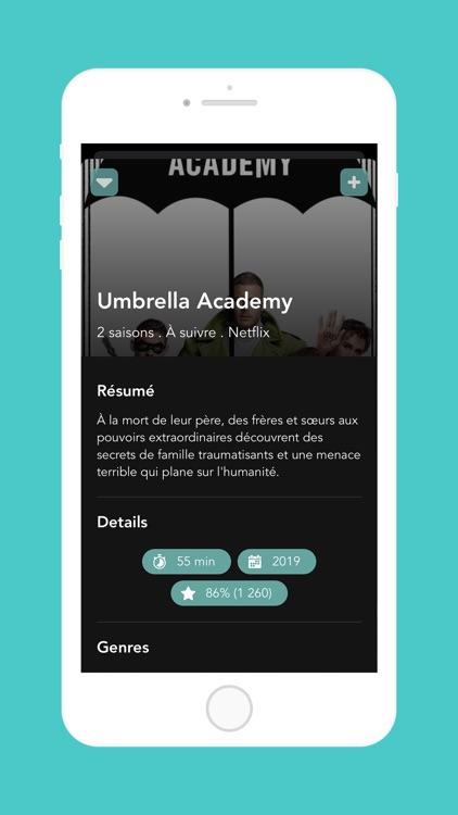 The Movie App - Shows & Movies