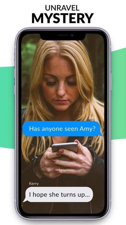 unrd - chat & texting stories screenshot-3