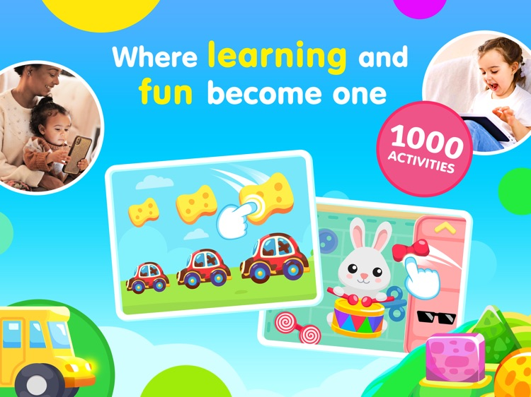 Learning Games for Kids 2–5.