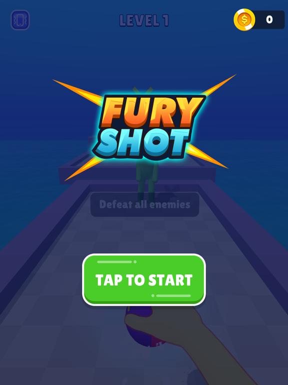 Fury Shot screenshot 5