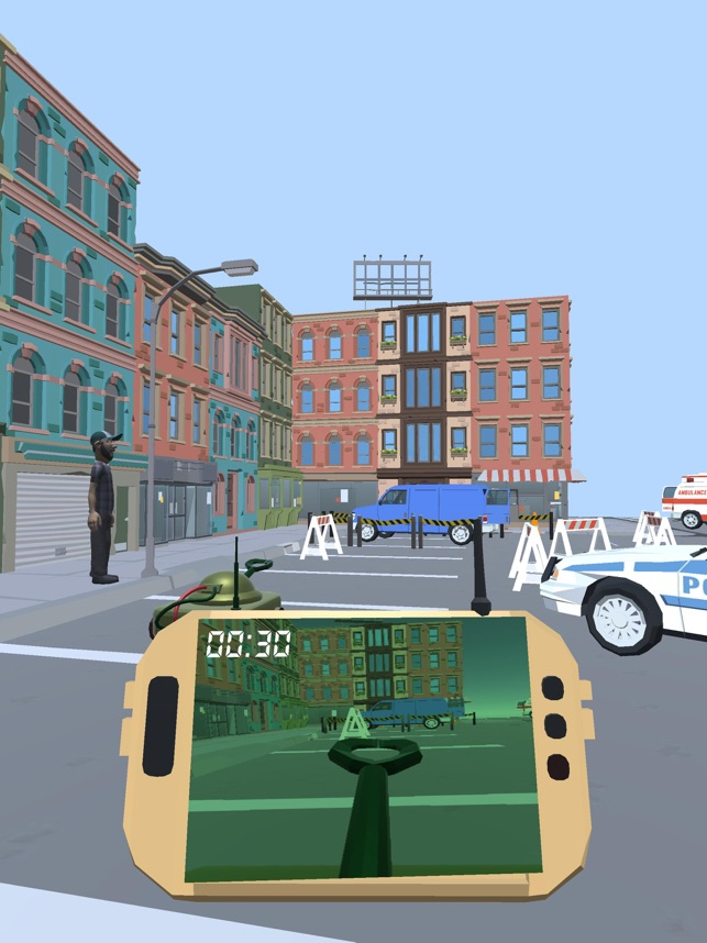 Bomb Expert Sim, game for IOS