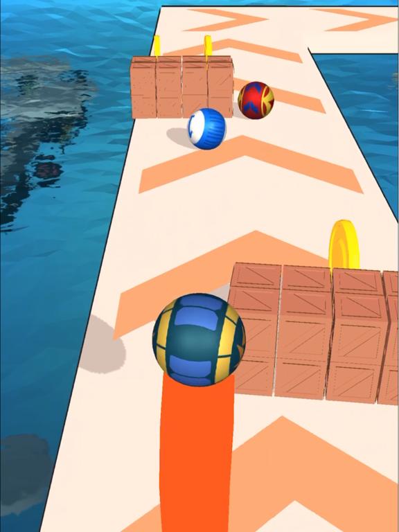 Ball Roll Race screenshot 7