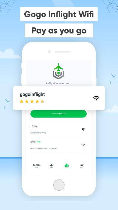 Wificoin: Gogo Inflight + eSimのおすすめ画像2