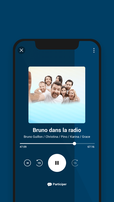 messages.download Fun Radio software