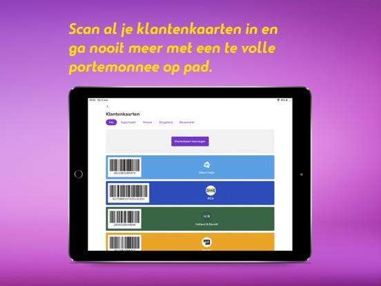 Reclamefolder iPad app afbeelding 8