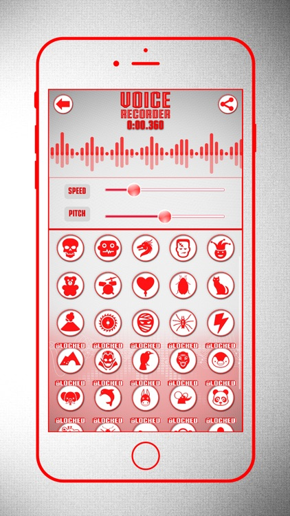 Voice Recorder & Modifier screenshot-4