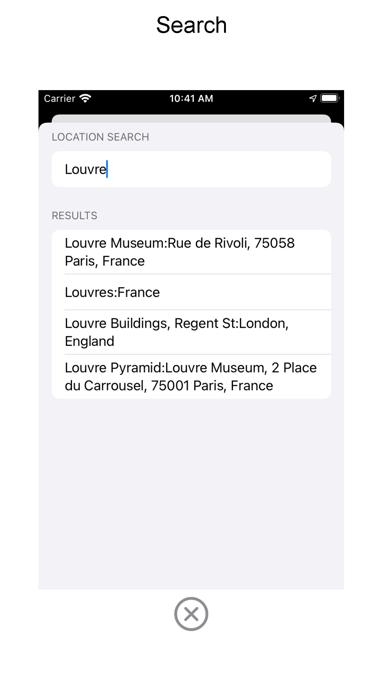 WalkBikeCar Screenshots