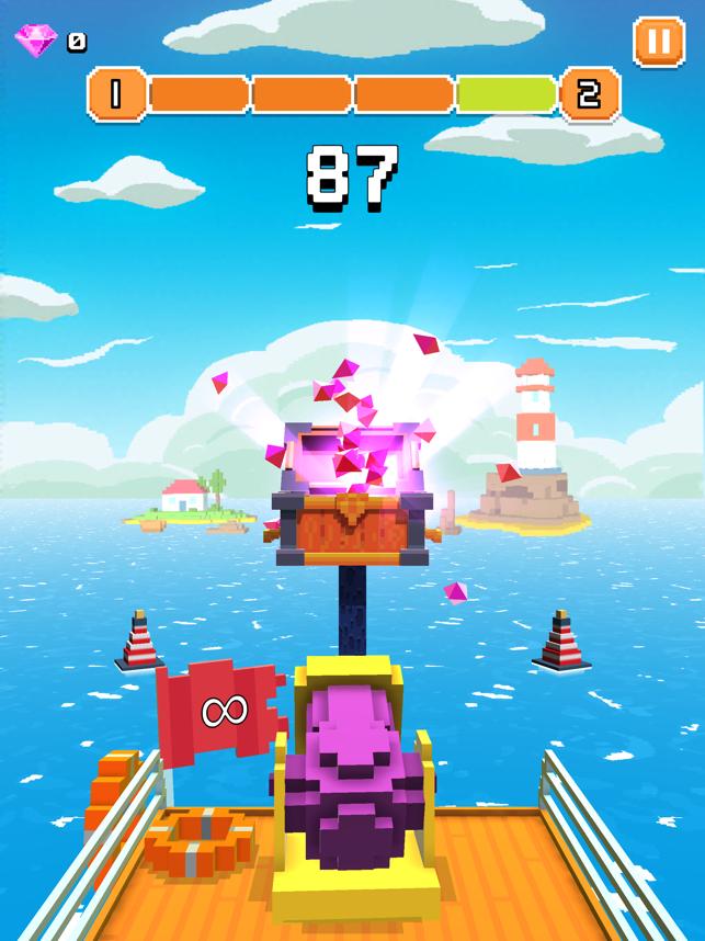 Block Stack - Smash Box Balls, game for IOS