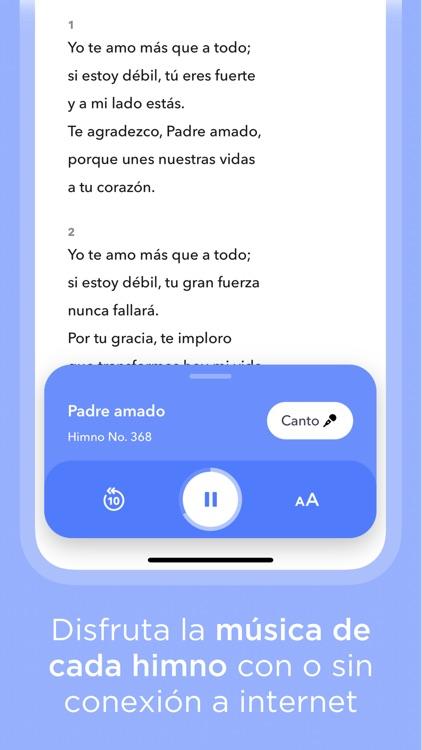 Cantico: Himnario Adventista screenshot-3