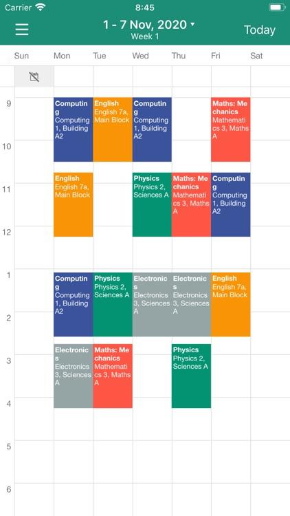 My Study Life - School Planner