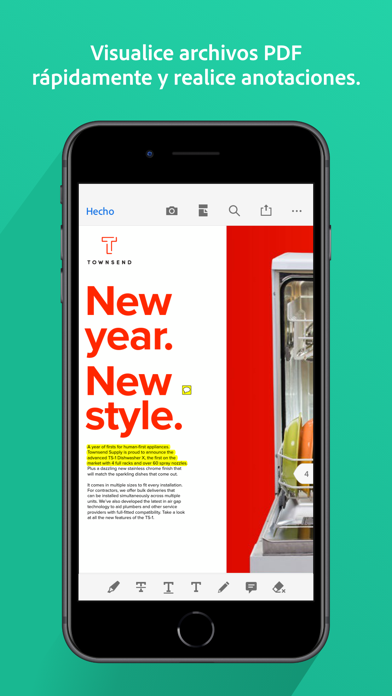 Descargar Adobe Acrobat Reader para Android