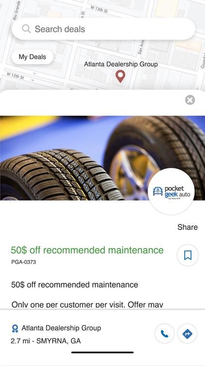 Pocket Geek Auto screenshot-5