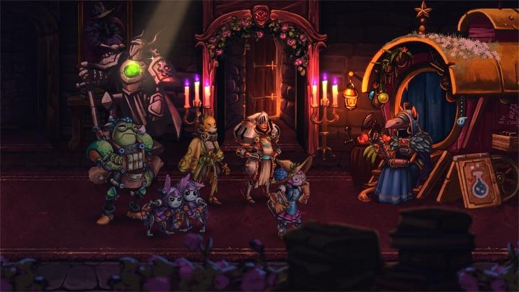 SteamWorld Quest screenshot-4