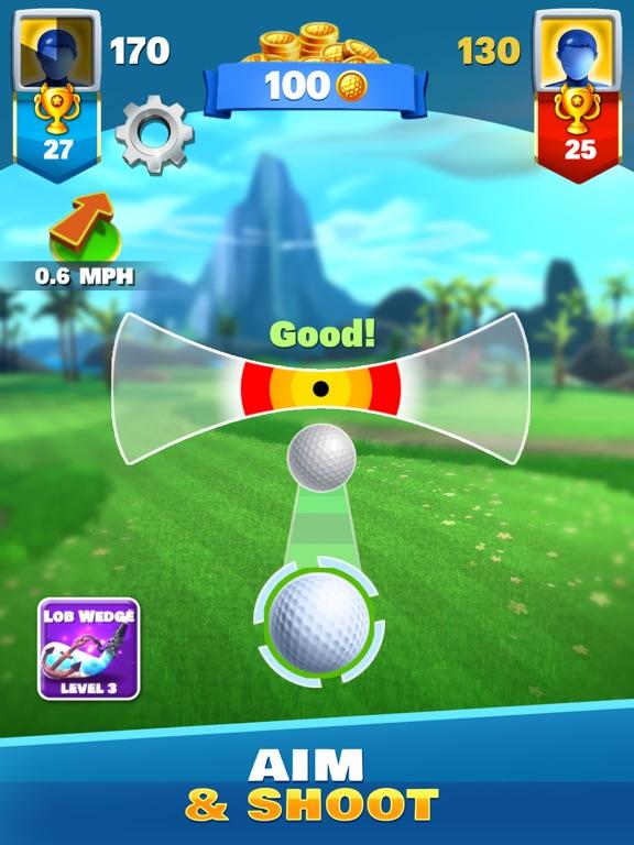 Super Shot Golf screenshot 9