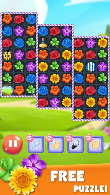 Blossom Bloom - Fresh Farms screenshot-0