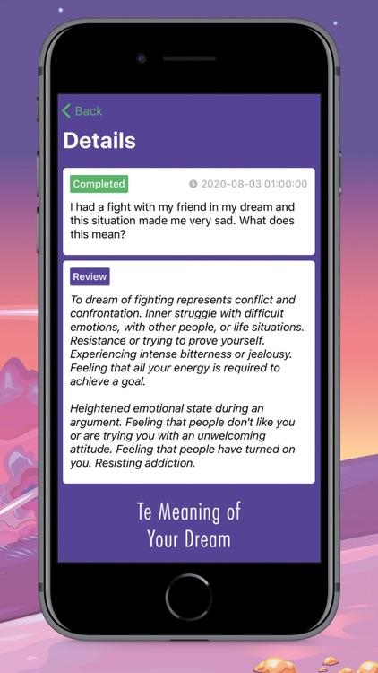 Dream Interpretations screenshot-5
