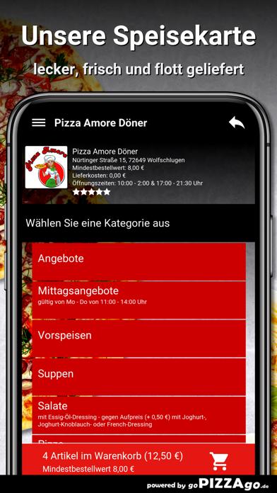 Amore Wolfschlugen screenshot 4